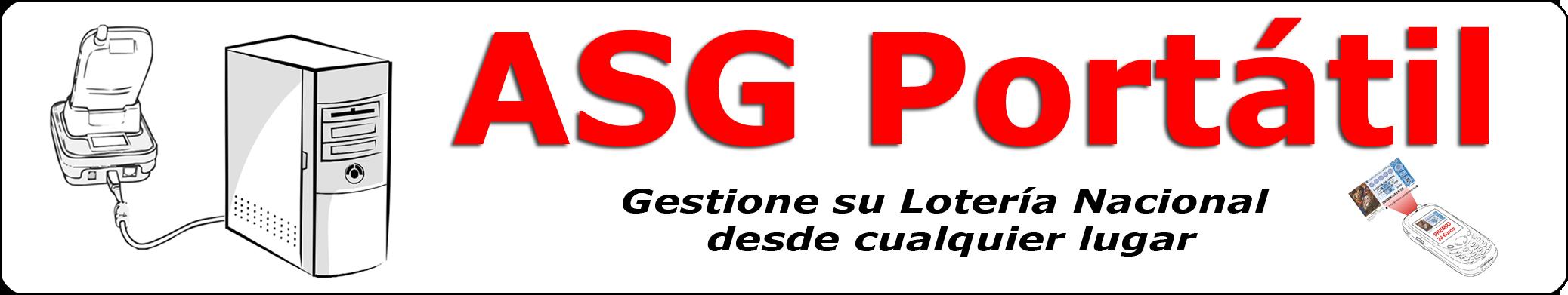 ASG Portátil